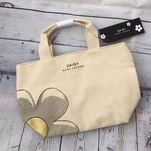 Daisy By Marc Jacobs Mini Canvas Tote